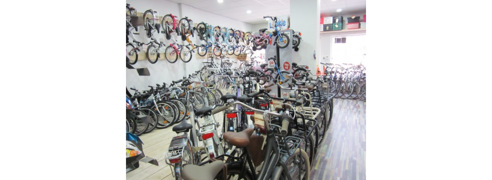 U fiets is in 1 dag weer klaar.